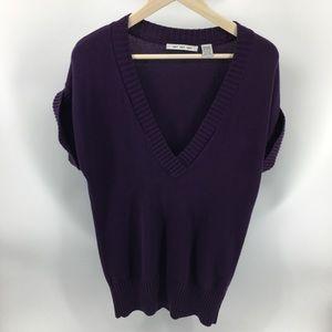 Anthropologie eight eight eight Tunic Sweater